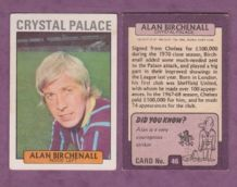 Crystal Palace Alan Birchenall 46